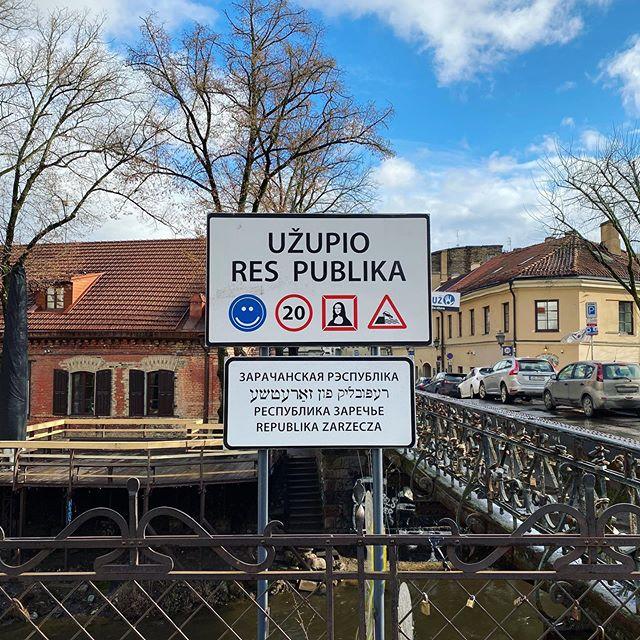 Obwohl ich mein Auslandssemester in Kaunas mache, werde ich mit Sicherheit noch…
