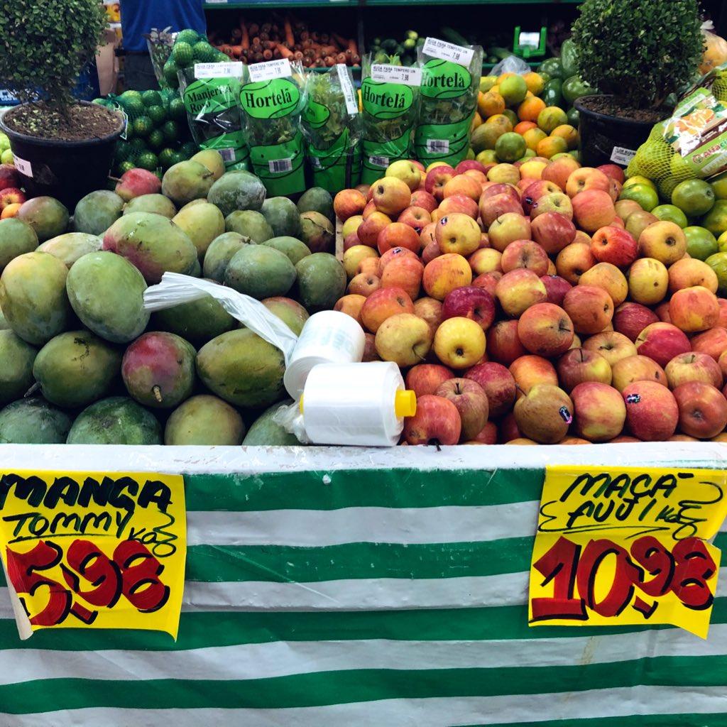 #Brasilien 🇧🇷 Wo Äpfel teurer als Mangos sind #ErlebeEs🥭🍎…