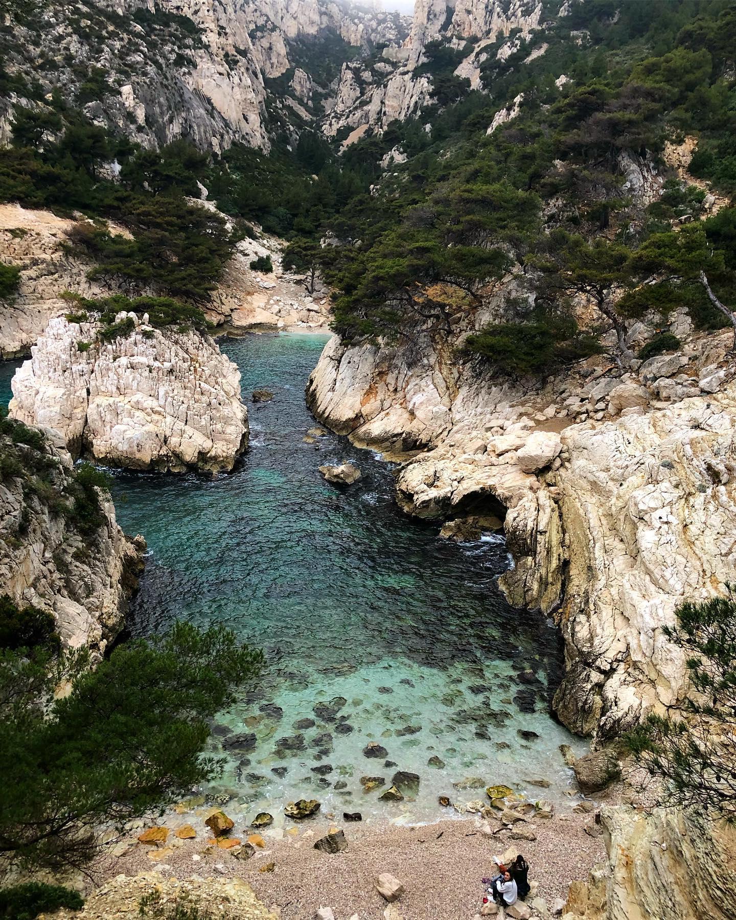 Weil Marseille so schön war! 🌞…