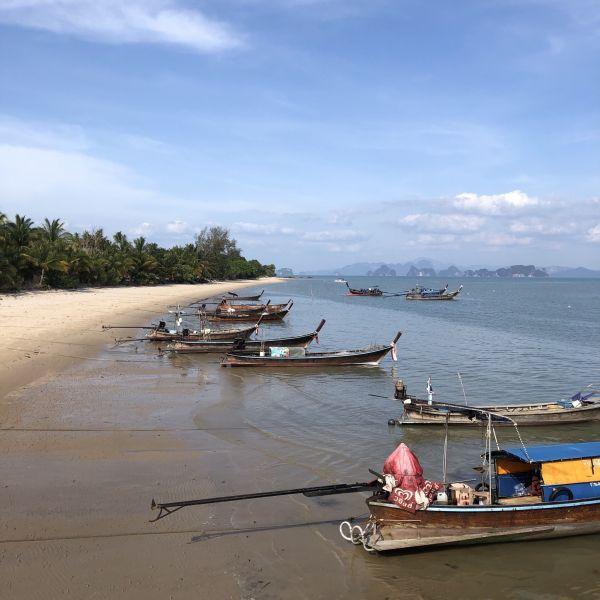 Phuket Strand in Thailand