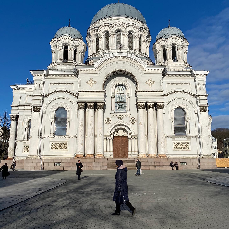 Die Kirche des Erzengels Michael (1891-1895)…