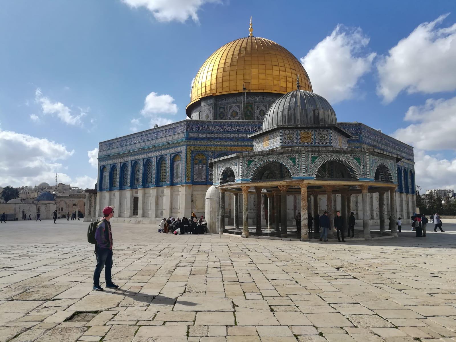 Der Tempelberg ist für mich eines der spannendsten Dinge in Jerusalem und…