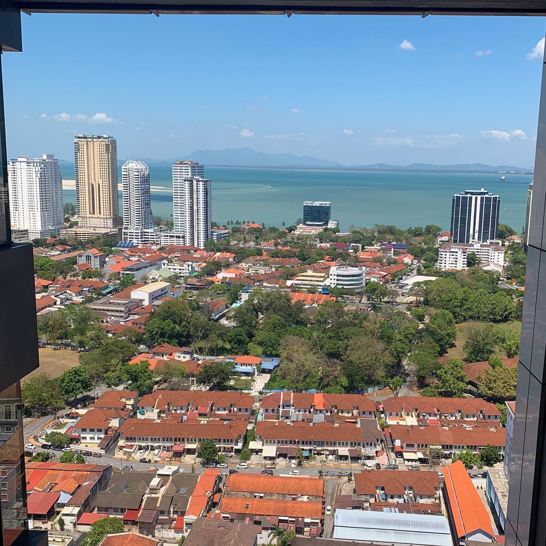 George Town ist die Hauptstadt der malaysischen Insel Penang. Die Stadt ist…