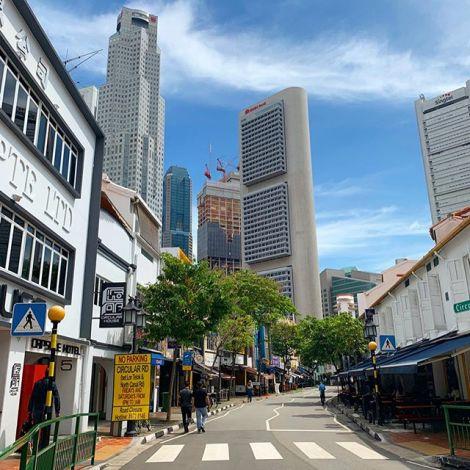 Ich liebe die Internationalität und Vielfalt an Singapur.🇸🇬 Als Insel…