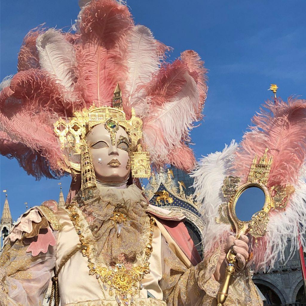 Mein Lieblingskostüm aus Venedig