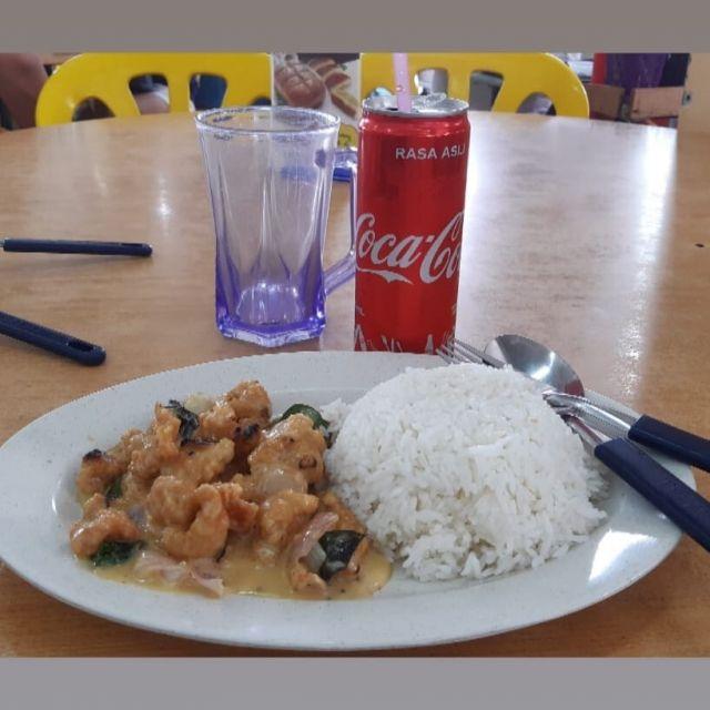 Street Food: Chicken Fried Rice