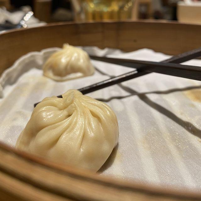 Jiaozi (Chinesische Dumplings)