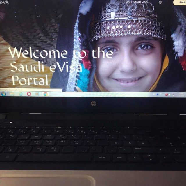 Touristenboom in Saudi-Arabien?