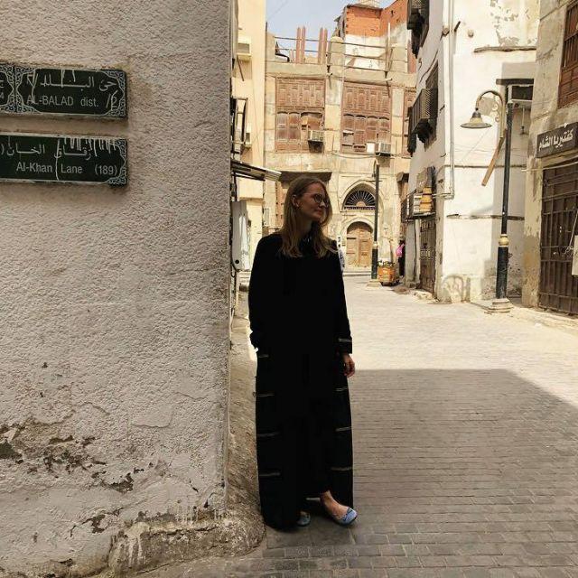 Die Abaya