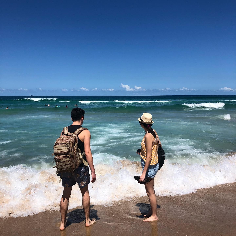 Quarantäne = Zeit für Strand? Netter Versuch 🏖🙅🏽♀️ In…