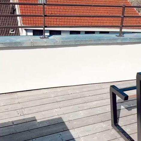Frühstück auf der Dachterrasse 🌞 #erlebees #gent #lieblingsort #quarantine…