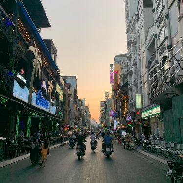 Ho-Chi-Minh-City (HCMC) ist die größte Stadt und das wirtschaftliche Zentrum…