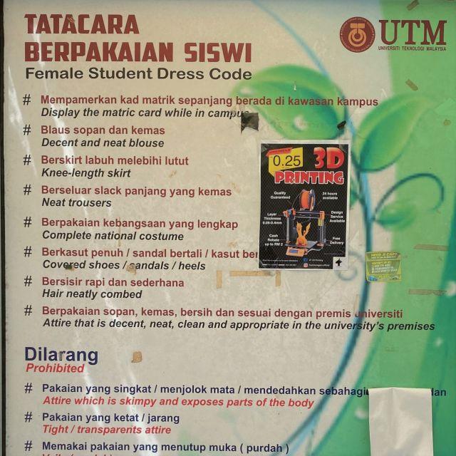 Dresscode Uni Frauen