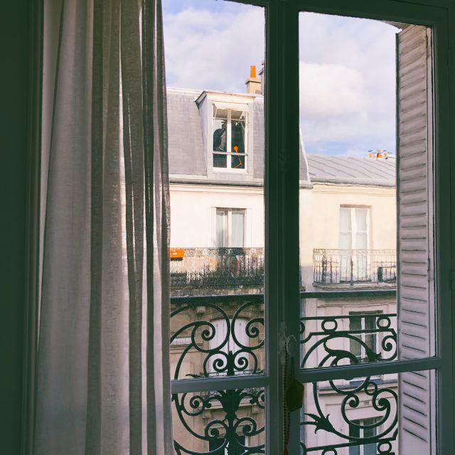 Pariser Altbauwohnung