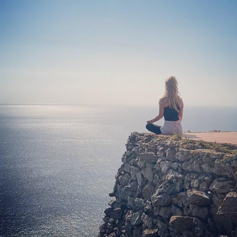 In Gedanken verweile ich gern an diesem Ort, der so unglaublich friedlich war…