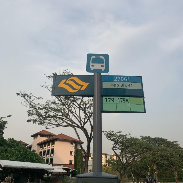 Shuttle-Bus System am Campus
