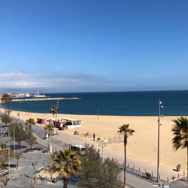 Barcelona am Sonntag den 15.03.2020
