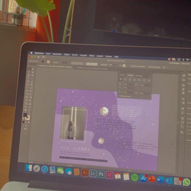 Zwischen Illustrator, Photoshop und Co. – Meine Kurse in Belgien