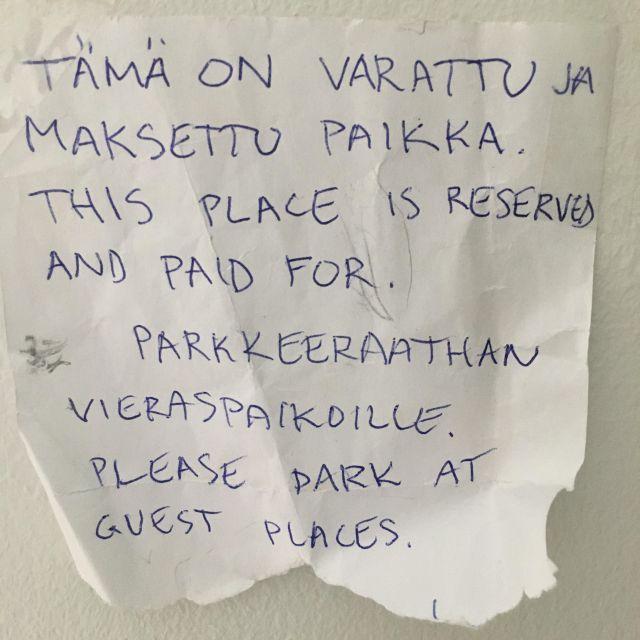 Die Finnen und das Glück – Die ersten Indizien