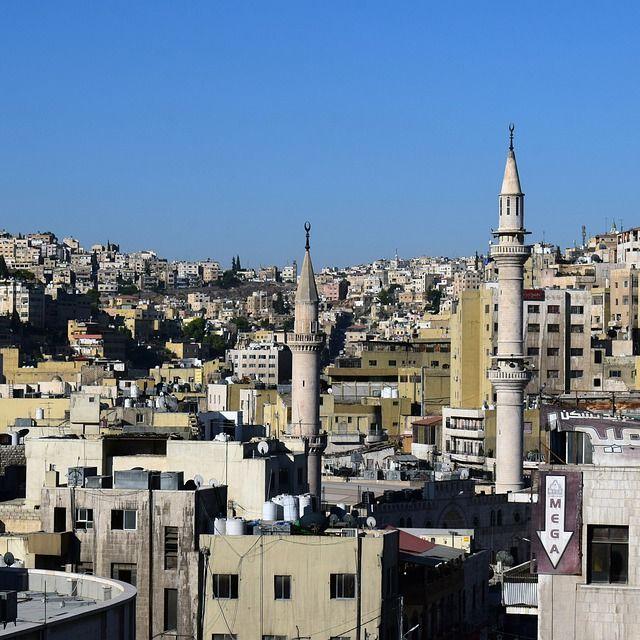 Amman: Die schnelle Stadt wirkt durch COVID19 auf einmal ruhig und schläfrig