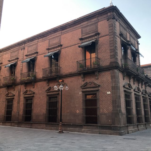 Altes Gebäude in Innenstadt