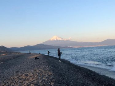 NUPACE Moments - January 🗻🌊 #nupace #fujisan #shizuoka #beach…