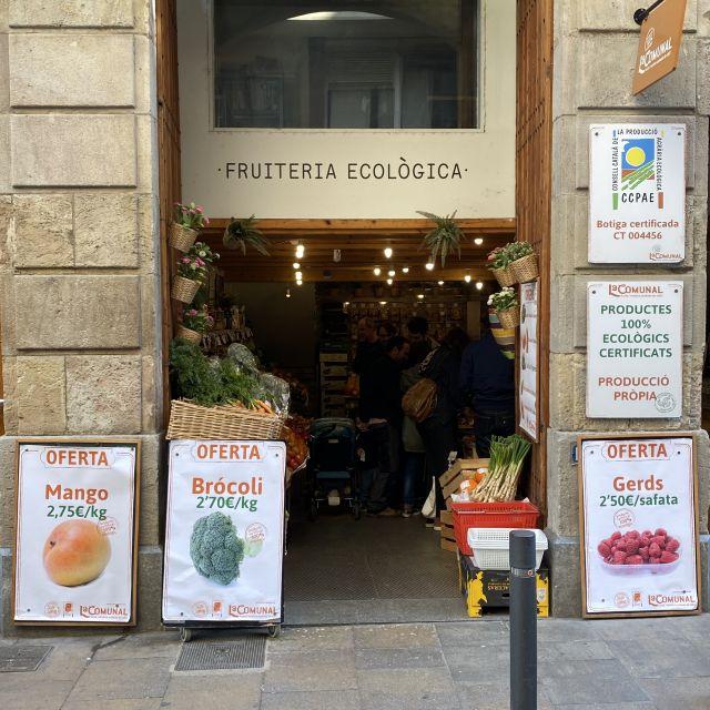 Ein weiterer Obst- und Gemüse Laden.