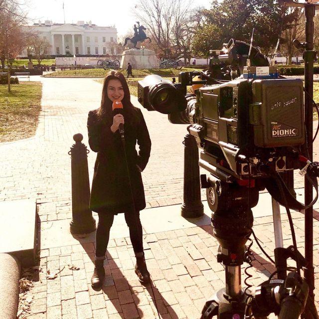 Washington D.C - eine Stadt voller Journalisten