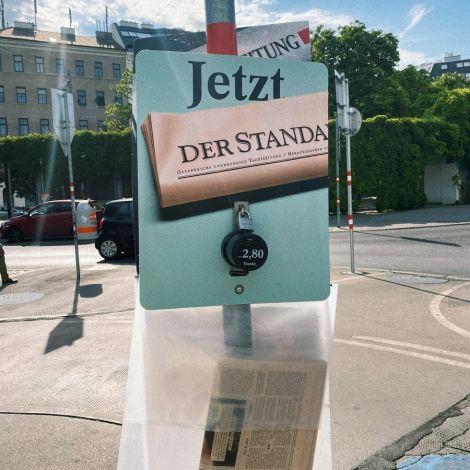 Gerade in Zeiten von Corona überaus praktisch: in Wien musst du nicht einmal…