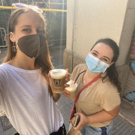 Seit dem 21.05 herrscht in Spanien Maskenpflicht an allen öffentlichen Orten,…