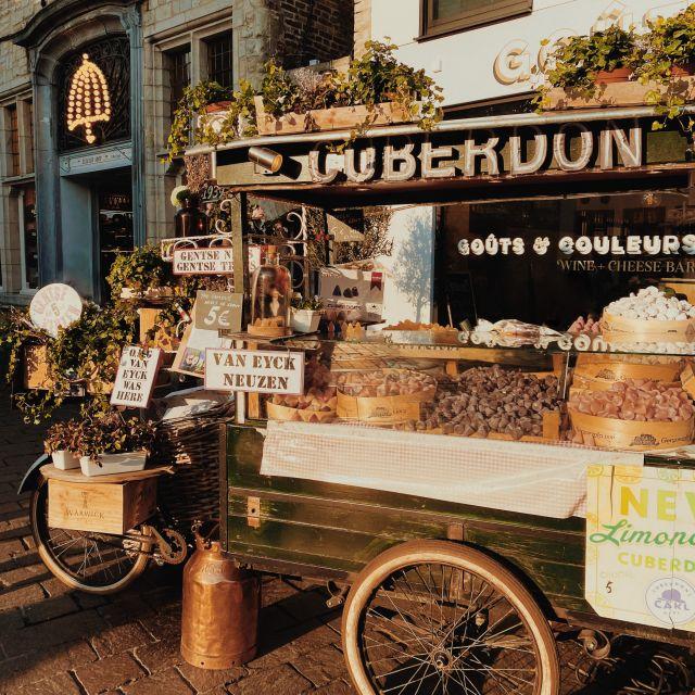 Süßigkeiten aus Gent