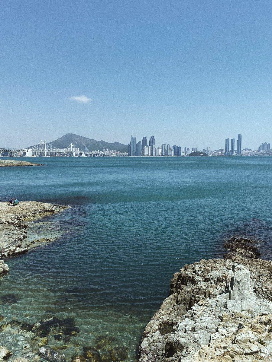 Beautiful #Busan, hier zu bewundern vom Igidae Coastal Walk. #Funfact: Die…