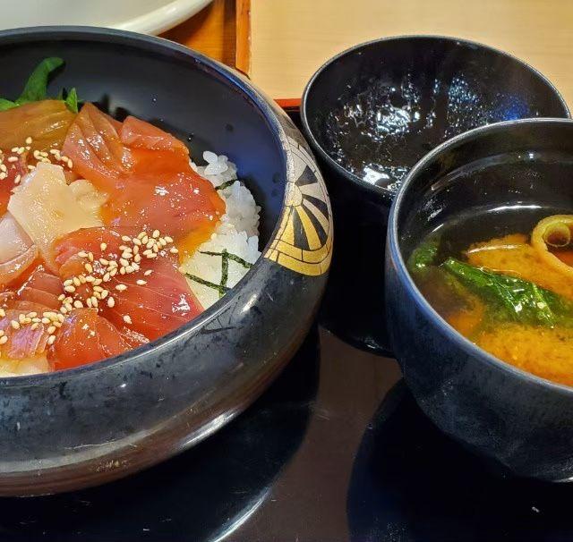 Japanische Speise Aus Rohem Fisch