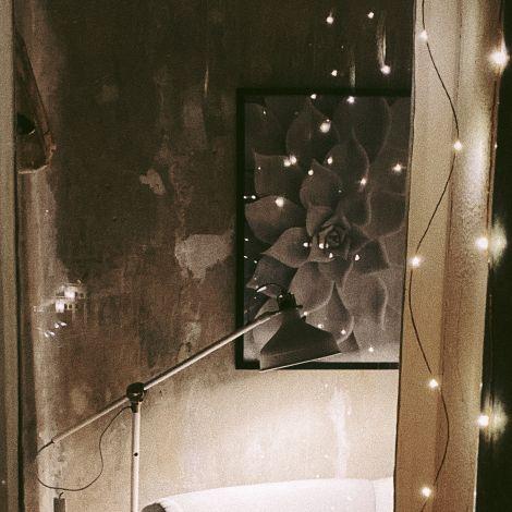 Einer meiner Lieblingsorte: Der Erker in der Wohnung meines Freundes Kai.