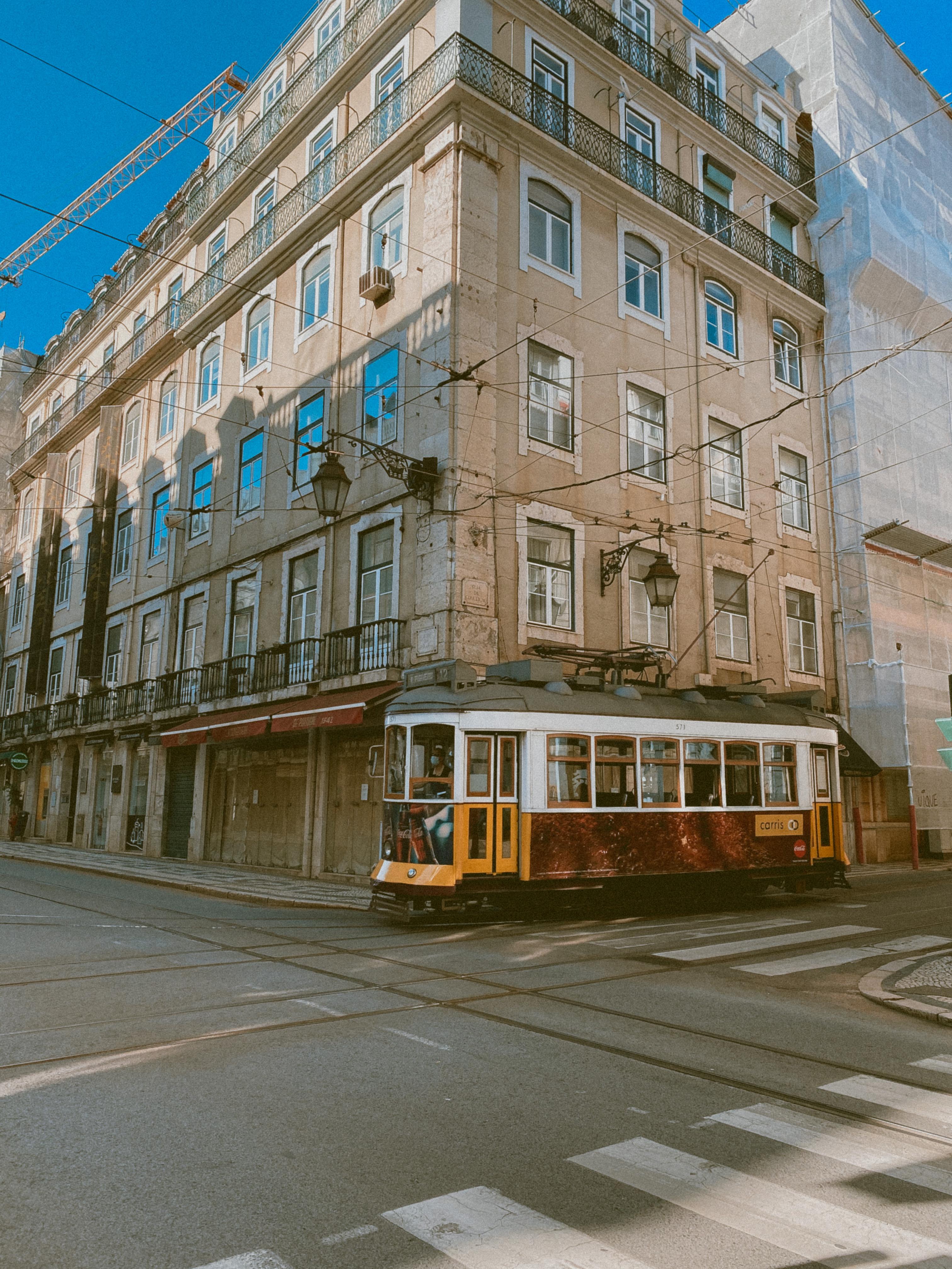 Rückkehr nach Lissabon