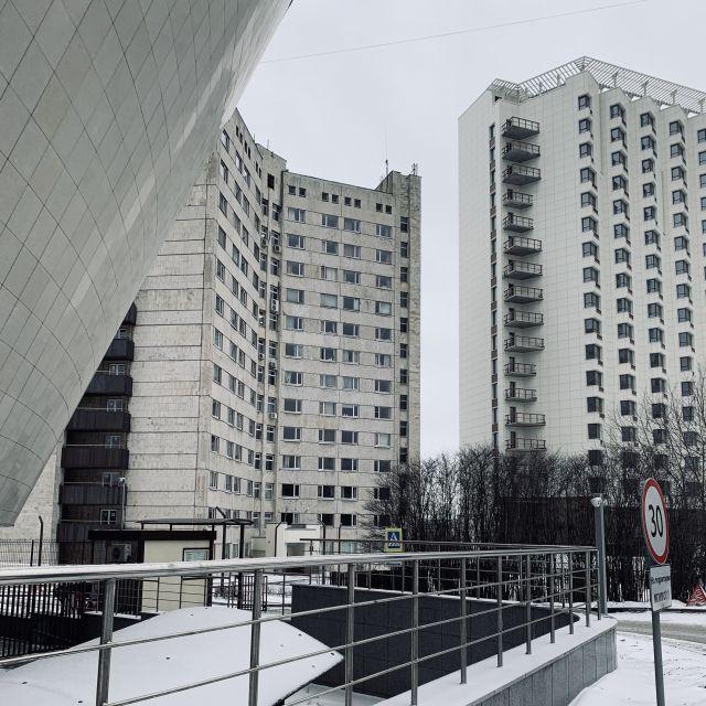 Überleben im russischen Wohnheim
