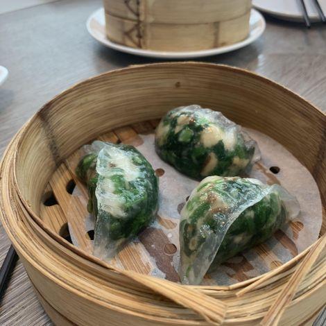 typisch asiatisches Essen.