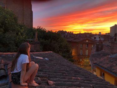 Über den Dächern von Toulouse 🌞…