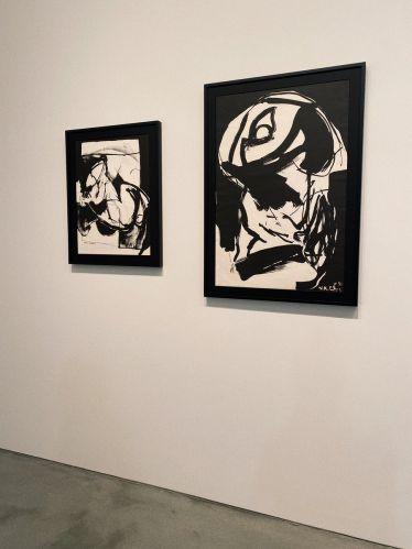Eben habe ich die Ausstellung der Künstlerin Woon-Kyung Choi in der Kukje…