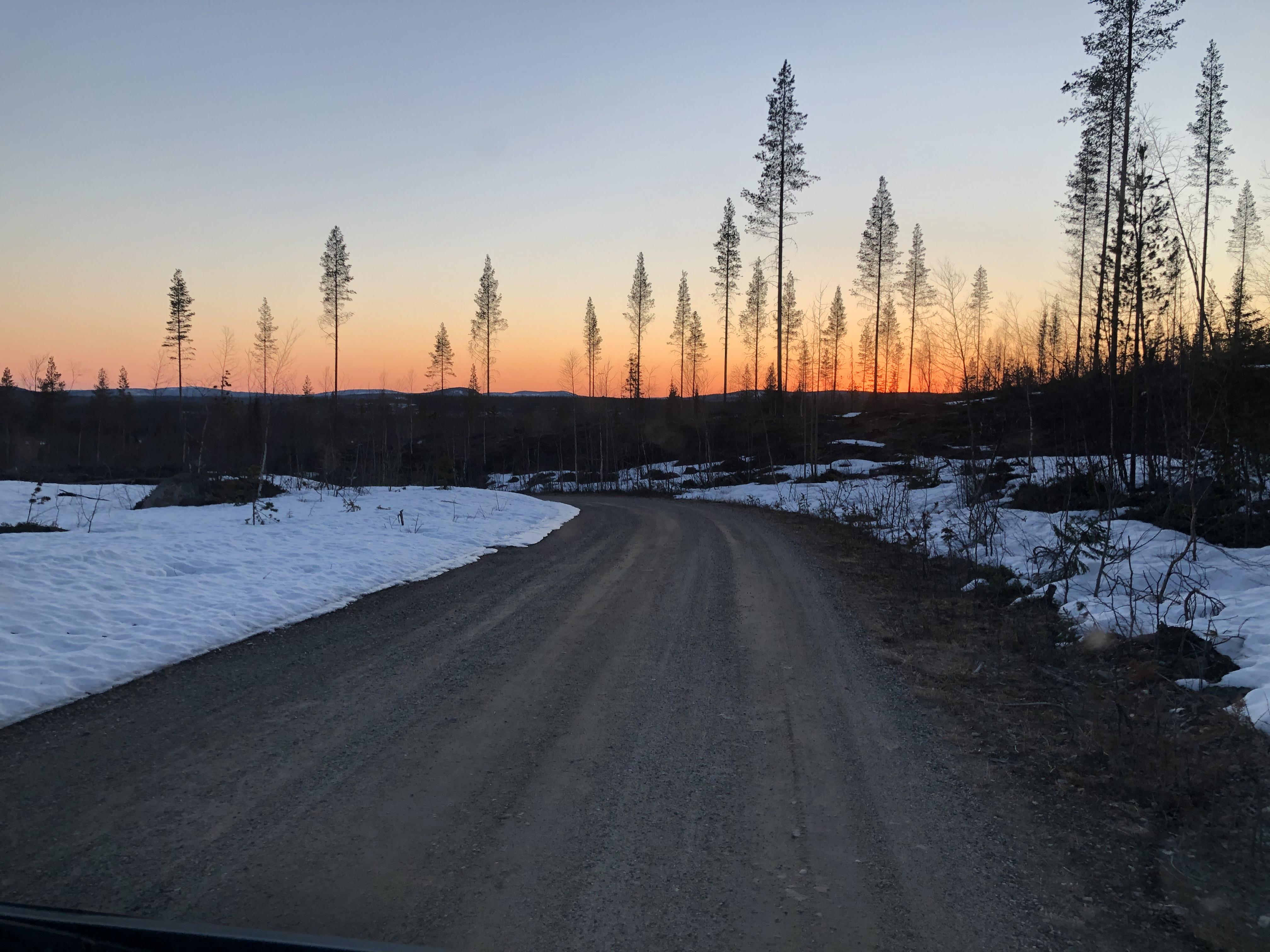 Ein Jahr Lappland in 10 Bildern