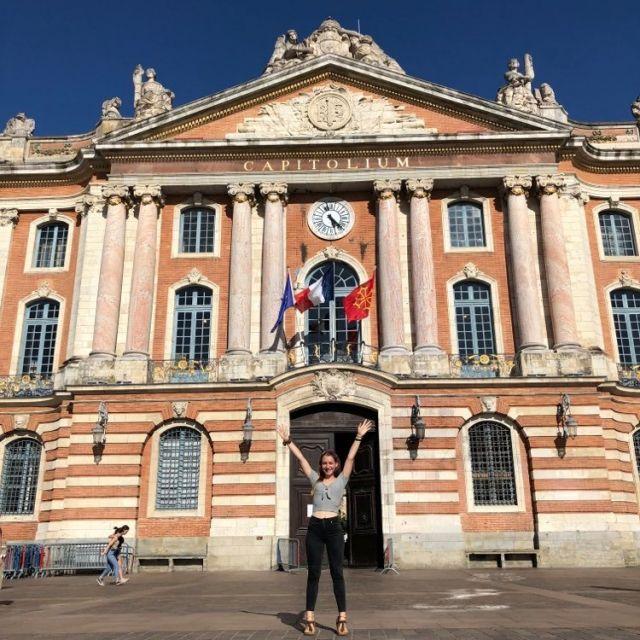 Ein Jahr lang Toulouse