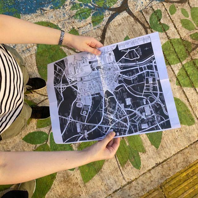 Stadtplan Kuala Lumpur