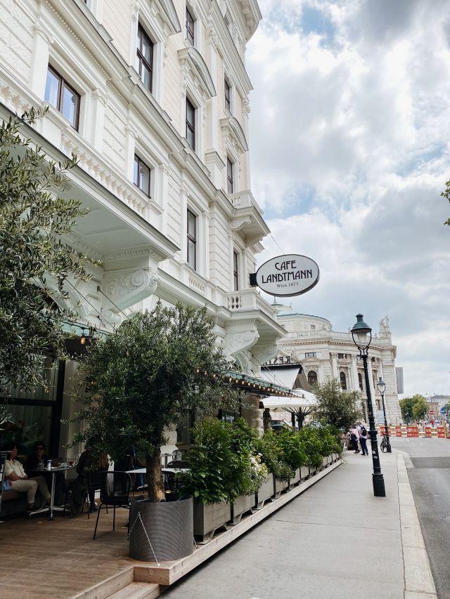 Wiener Kaffeehaus Café Landtmann