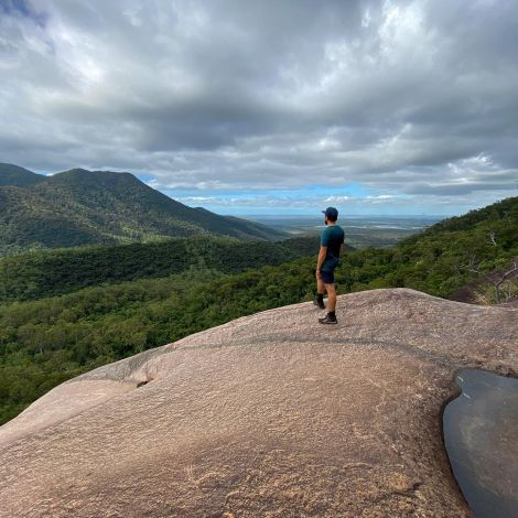 Hiking Goals ⛰  #erlebees #studierenweltweit #australia #outdooradventures