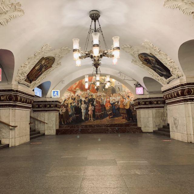 Moskaus größter Schatz unter der Erde