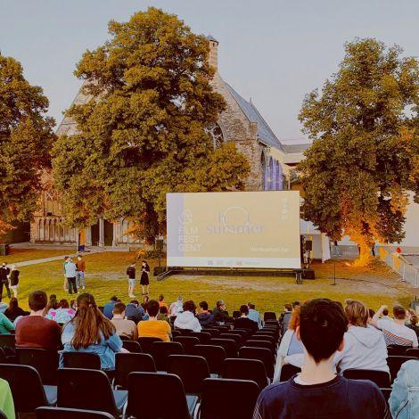 Sommerzeit ist Open-Air-Kino Zeit! 🎬#gent #belgien #kultur #erlebees…
