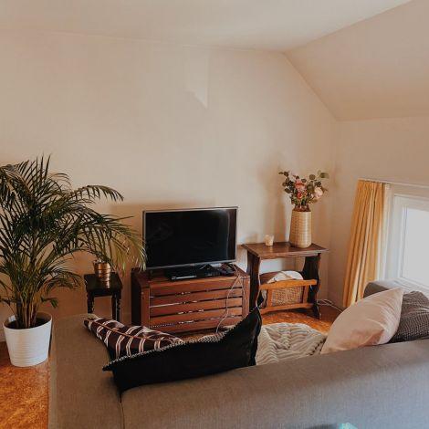 In Gent ist es üblich, sich statt einer Wohnung, gleich ein ganzes Haus mit…