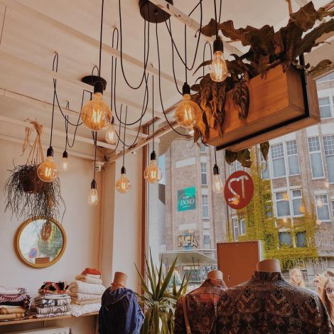 Die Stadt Gent ist sehr auf ihren ökologischen Fußabdruck bedacht.…