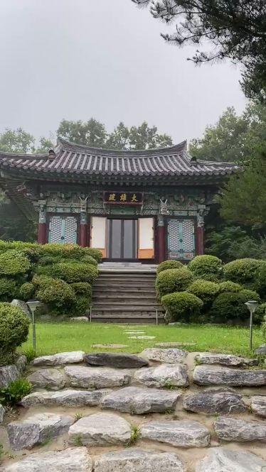 Ich bin erst seit gestern Abend wieder zurück in Seoul von meinem Templestay…