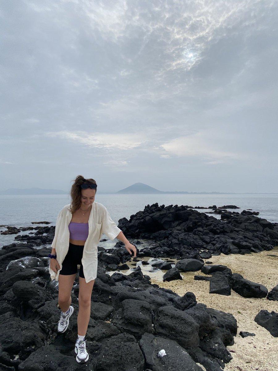 Direkt vor der Ostküste von Jeju liegt die Insel 우도. Mit einer Größe von…